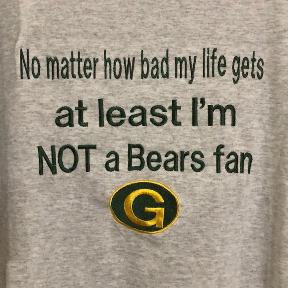 Jerzees Other - Green Bay Packers tee shirt M
